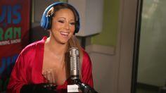 Mariah and Elvis Duran on Z100 iHeart Radio.