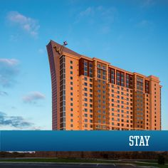 Pool Tower North at WinStar World in Thackerville, Oklahoma