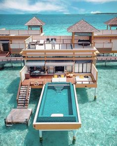Vacation Places, Dream Vacations, Vacation Spots, Beautiful Places To Travel, Cool Places To Visit, Places To Go, Beautiful Hotels, Amazing Hotels, Dream Pools
