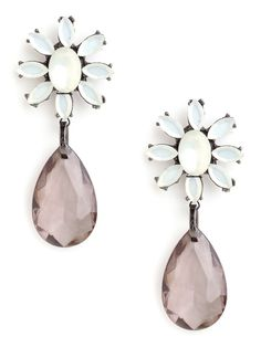 Ice Floral Gem Drops