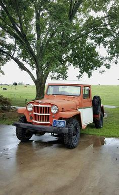 1961 Willys Truck - Photo submitted by Winston Weaver.