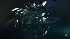 Deepsilver - Logo animation #motiongraphics