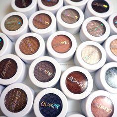 Colourpop Cosmetics Eye shadows