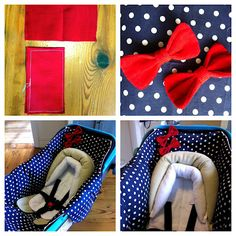 thrift. nest. sew.: DIY baby capsule liner