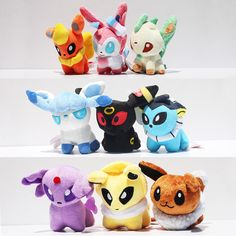 "Like and Share if you want this  5"" Plush Toys 8 styles Umbreon Eevee Espeon Jolteon Vaporeon Flareon Glaceon Leafeon pikachu Soft Stuffed Plush Animals     Tag a friend who would love this!     FREE Shipping Worldwide     #BabyandMother #BabyClothing #BabyCare #BabyAccessories    Buy one here---> http://www.alikidsstore.com/products/5-plush-toys-8-styles-umbreon-eevee-espeon-jolteon-vaporeon-flareon-glaceon-leafeon-pikachu-soft-stuffed-plush-animals/"