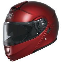 Shoei Neotec Modular Helmet  Wine
