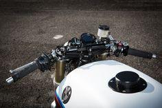 De Angelis Elaborazioni's K1100 - The Bike Shed