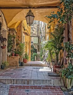 Menton, #France on the French #Riviera