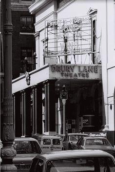 Covent Garden, 1972