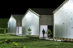 Arquitectura de urgencia. El hospital paramétrico construido por el estudio español Pm,Mt en Puyo (Ecuador).