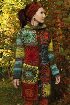 by JOhanna Huotari inspired by: http://omakoppa.blogspot.fi/2013/03/puro-ilo-villatakki.html