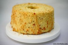 Life is too short, Eat Desserts: Ham and Cheese Chiffon Cake