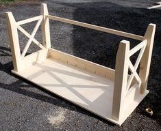 How to build a DIY writer's desk. Tutorial and free plans by Jen Woodhouse Woodworking Joints, Woodworking Supplies, Woodworking Bench, Woodworking Projects, Woodworking Equipment, Woodworking Basics, Woodworking Machinery, Woodworking Classes, Chairs