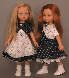 Виниловые куклы Паола Рейна - Paola Reina 32 см / Paola Reina, Antonio Juan и другие испанские куклы / Бэйбики. Куклы фото. Одежда для кукол