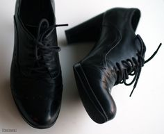 Nahkaiset Ril's nilkkurit / Ril's leather boots