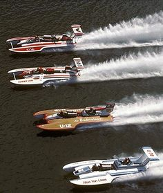 58 Best Hydroplanes group photo images in 2019 | Group photos, Boat