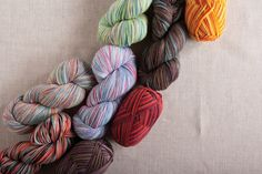 Sock yarn does not count as stash. Honest.