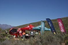 Amazing Pick n Pay Waterpoints at the Ride2Nowhere 2014, www.ride2nowhere.co.za
