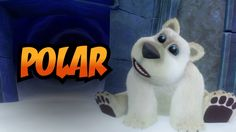 Image result for polar bear character 360
