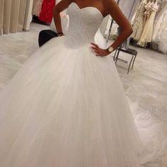 ♥♥ perfect wedding dress ♡♡
