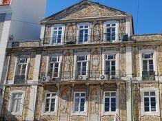 Azulejos, Largo Bordalo Pinheiro, Lisboa