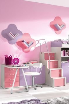 Cool pink bedroom ideas only in mafahomes.com Cheap Bedroom Sets, Cute Bedroom Ideas, Pretty Bedroom, Stylish Bedroom, Bed Ideas, Bedroom Inspiration, Modern Bedroom, Big Bedrooms, Luxury Bedrooms