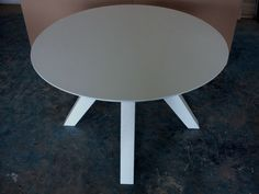 masa rotunda Spider White Oak, Spider, Dining Table, Furniture, Home Decor, Spiders, Dining Room Table, Decoration Home, Room Decor