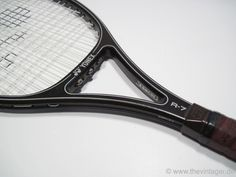Vtg 80s Yonex R 7 Rexking Racket Martina Navratilova R Garros Wimbledon 22 27 | eBay
