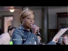 Mary J. Blige interrupts a quiet library to deliver an important message about unfunded cancer research. No lifesaving research should go silenced.    Join the American Cancer Society and make noise to finish the fight against cancer.