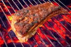 NeoDocto - The Conceald Health Hazards of Grilling And Barbecuing Uncategorized Filet Of Fish, Rack Of Pork, Grilled Chicken Tenders, Bbq Ribs, Barbecue, Chipotle Pepper, Sirloin Steaks, 2 Ingredients, Raspberry