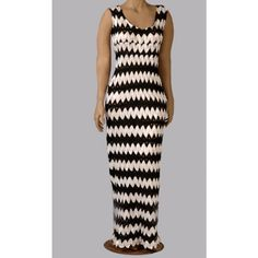 Follow the Monochrome trend with this bold black http://youblue.co/monochrome-maxi-dress.html