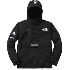 Supreme®/The North Face® Steep Tech Hooded Jacket