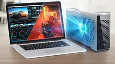 BizonBOX 3 is First Mac Thunderbolt 3 GPU Expander Out of the Gate http://filmanons.besaba.com/bizonbox-3-is-first-mac-thunderbolt-3-gpu-expander-out-of-the-gate/    It's the perfect extension for the new Apple Macbook Pro.        Why would you need a GPU expander for your new Macbook Pro, which already cost you thousands of dollars? Most people—even filmmakers—don't.        However, there are certain situations where you need more graphics power, and a Thunderbolt expansion chassis […]