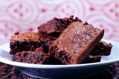 You Need To Try These 3-Ingredient Nutella Brownies