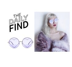 """""""Daily Find: Skinnydip Sunglasses"""" by polyvore-editorial ❤ liked on Polyvore featuring Skinnydip and DailyFind"""
