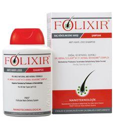 Folixir Saç Dökülmesine Karşı Şampuan