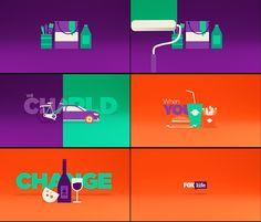 Fox Life Worldwide Tv Branding by Plenty