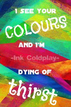 #ink #coldplay #❤️