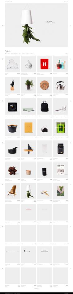 Ecommerce Web Design // http://www.itsjustyes.com/ #webdesign