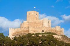 Castillo de Biar Murcia, Alicante, Monument Valley, Mount Rushmore, Palace, Portugal, Camping, Mountains, Princess