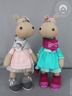 Тильдозверята и куклы мастера (есть и выкройки). Обсуждение на LiveInternet - Российский Сервис Онлайн-Дневников