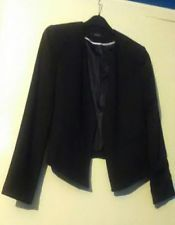 Ladies size 10 bolero jacket  in Clothes, Shoes & Accessories, Women's Clothing, Coats & Jackets | eBay