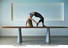 One arm wheel pose variation - where modern architecture meets yoga. | yoga inspiration | yoga goals | yoga poses | yoga photography |