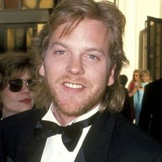 Kiefer Sutherland Pictures - Rotten Tomatoes Donald Sutherland, Kiefer Sutherland, The Lost Boys 1987, Eddie Izzard, Taylor Hanson, Actors Male, Young Guns, 80s Movies, Celebrity Gallery