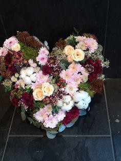 Corazòn de flores