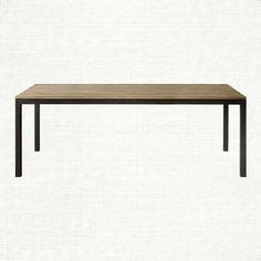 "Palmer 84"" Dining Table in Ashland Natural"