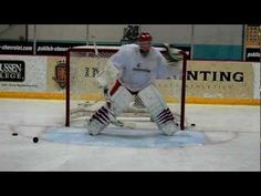 This is a fun reaction drill to execute with goaltenders. It teaches tracking and reaction skills. Goalrobber Drill of the Week #13