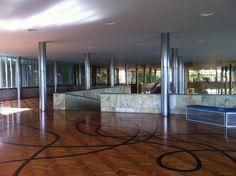 Cassino (atual Museu de Belas Artes) - Pampulha, BH