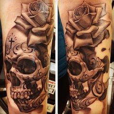 60 Awesome Skull Tattoo Designs | Cuded