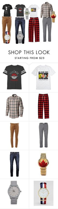 """Heads shoulders"" by annadonn ❤ liked on Polyvore featuring JEM, Columbia, Woolrich, Topman, Jack & Jones, River Island, Reclaimed Vintage, men's fashion and menswear"